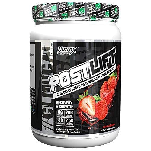 Nutrex Research Postlift