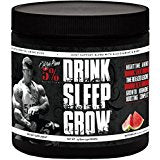 Rich Piana 5% Nutrition Drink Sleep Grow Nighttime Aminos 30 Servings