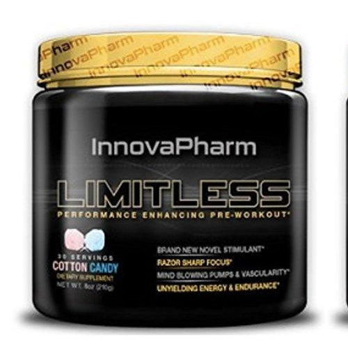 Innovapharm Limitless Pre Workout 30 Servings - Intense Focus-PRE WORKOUT-Any Body Supplements