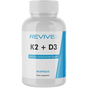 Revive MD K2 + D3 | REVIVE MD | Any Body Supplements