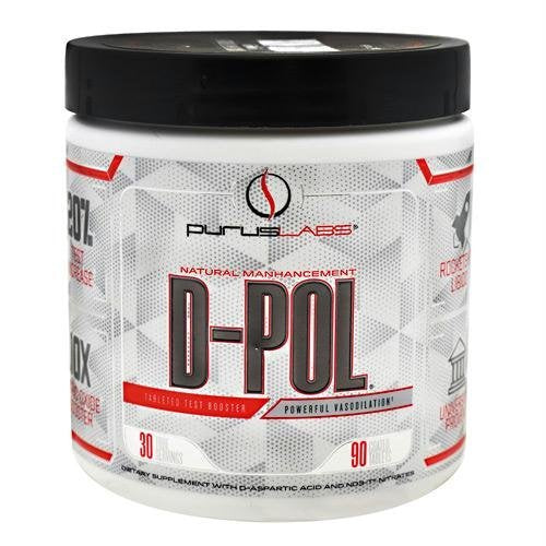Purus Labs D-Pol Dietary Supplement - 90 Tablets