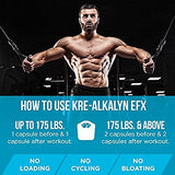 EFX Sports Kre-alkalyn powder, 100 Gram