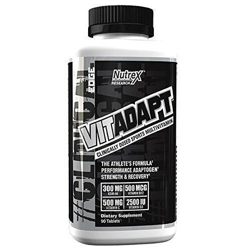 Nutrex Research Vitadapt Capsule, 90 Count SPORTS MULTIVITAMIN