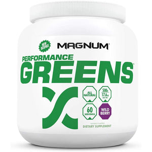 Magnum Greens, Phytonutrient Blend, 60 Servings