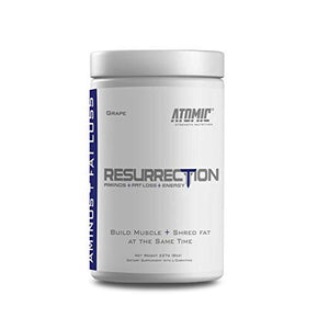 Atomic Nutrition RESURRECTION AMINOS + FAT LOSS + ENERGY