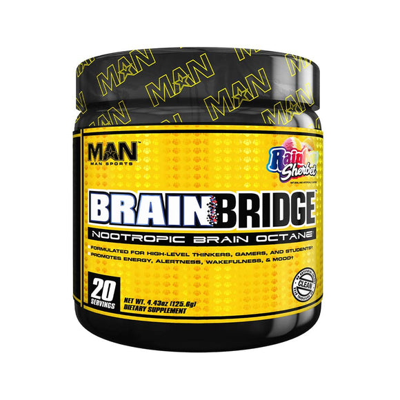 Man Sports Brainbridge Nootropic