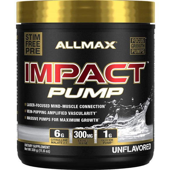 ALLMAX Nutrition Impact Pump | ALLMAX | Any Body Supplements
