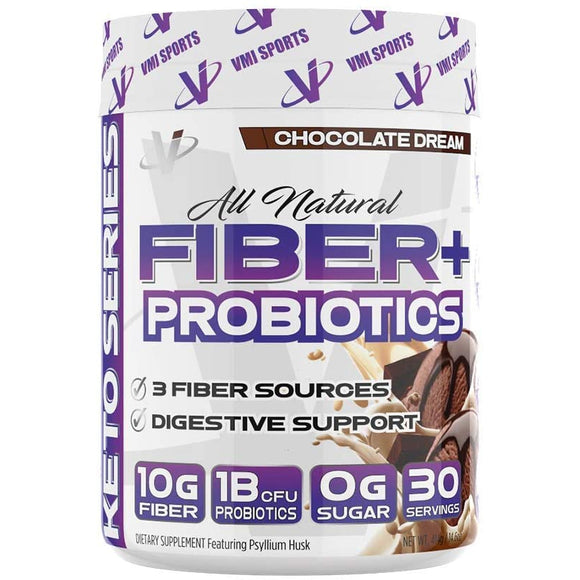 VMI Sports All Natural Fiber+ Probiotics | VMI SPORTS | Any Body Supplements
