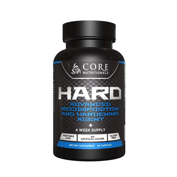 Core Nutritionals CORE HARD | Muscle builder,muscle growth, hardening agent