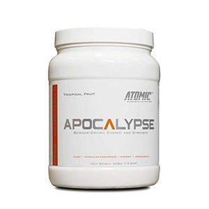 Atomic Strength APOCALYPSE PRE-WORKOUT