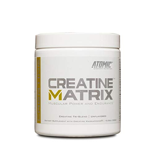 Atomic Strength CREATINE MATRIX