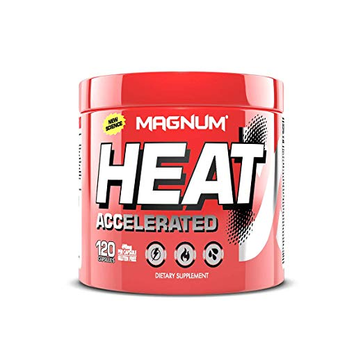 Magnum Nutraceuticals Heat Accelerated