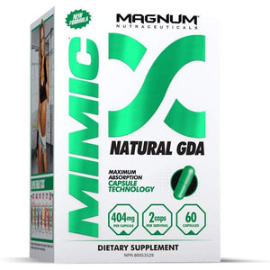 Magnum Nutraceuticals Mimic
