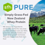 SFH Pure Grass Fed Whey Protein