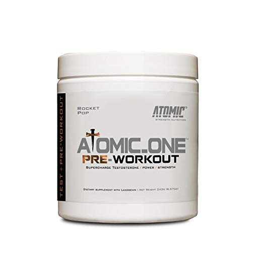 Atomic Nutrition ATOMIC_ONE PRE-WORKOUT