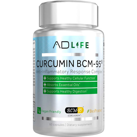BCM-95 Curcumin – Anti-INFLAMMATORY Support