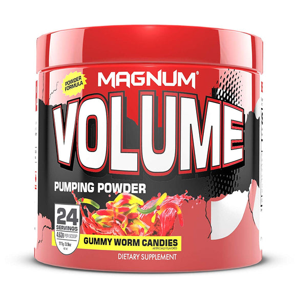 Magnum Nutraceuticals Volume Powder