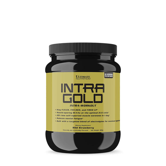 Ultimate Nutrition Intra Gold Workout | ULTIMATE NUTRITION | Any Body Supplements