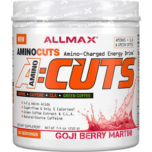 ALLMAX Nutrition A:CUTS, Amino Charged Energy
