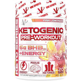 VMI Sports Keto BHB Salts PRE Workout