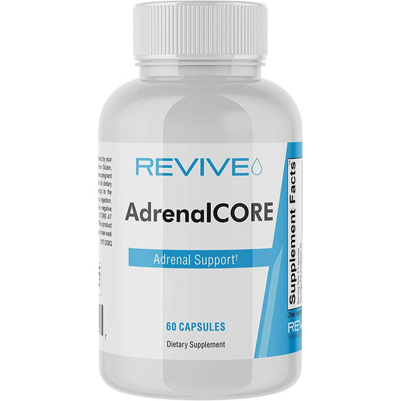 Revive MD | AdrenalCORE | Strengthen The Body's Stress Response