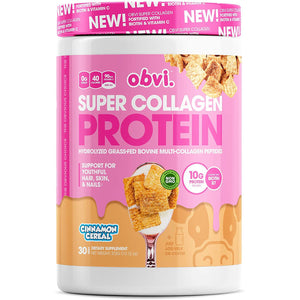 Obvi Multi-Collagen Super Protein Powder