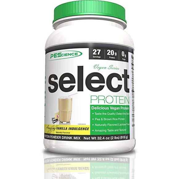 PEScience SELECT VEGAN Protein | PESCIENCE | Any Body Supplements