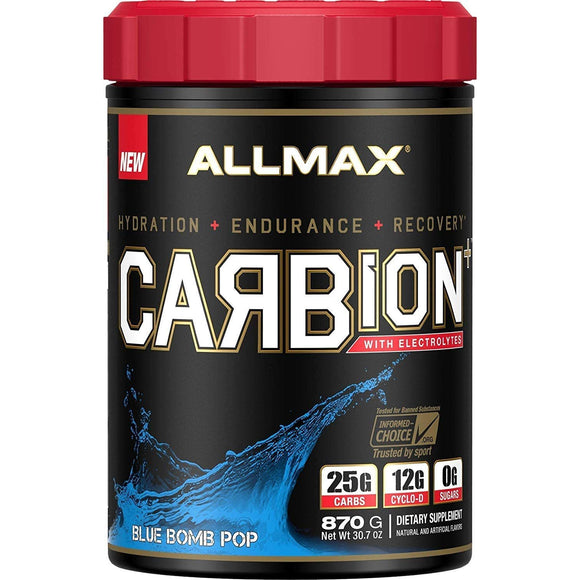 ALLMAX Nutrition Carbion+ | ALLMAX | Any Body Supplements