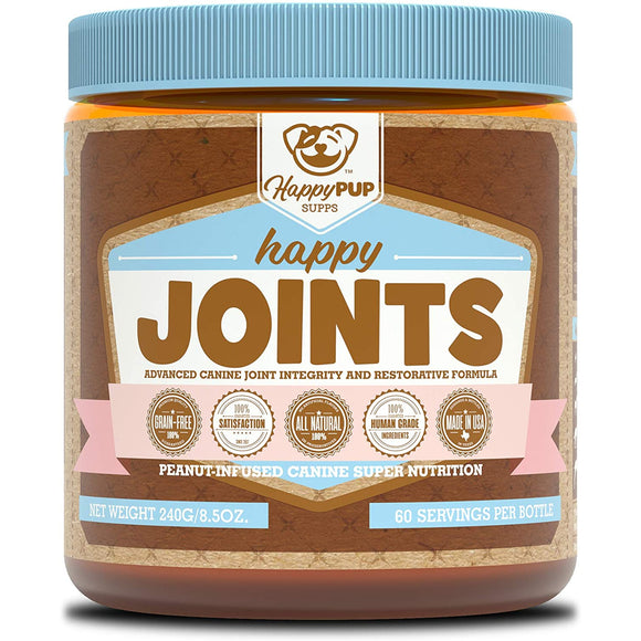 Happy Pup Happy JOINTS Pet formula | happy pup | Any Body Supplements