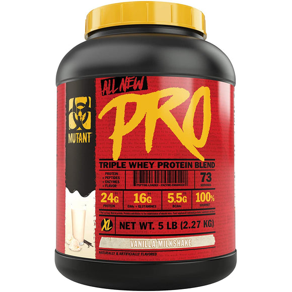 Mutant Pro – Triple Whey Protein Powder
