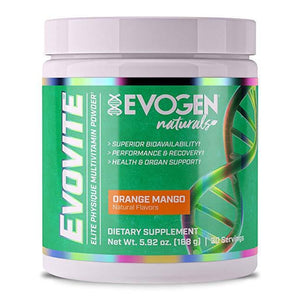Evogen Evovite Powder | Natural Vitamin & Mineral Powder