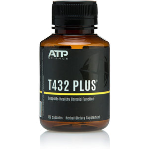 T432 Plus Metabolism Booster