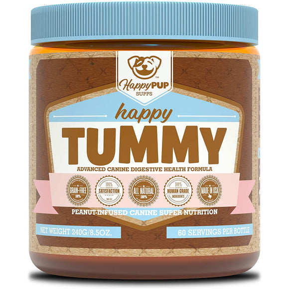Happy Pup Happy TUMMY Pet formula