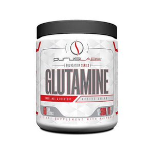 Purus Labs Foundation Series Glutamine | | 60 Servings | Unflavored
