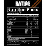 Redcon1 RATION Whey Protein Blend