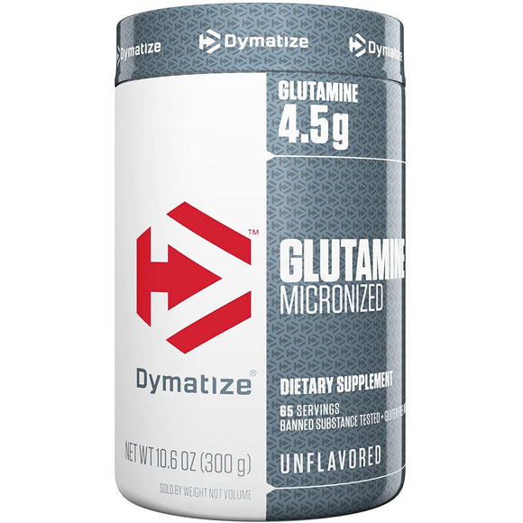 Dymatize 100% Pure Glutamine, Unflavored