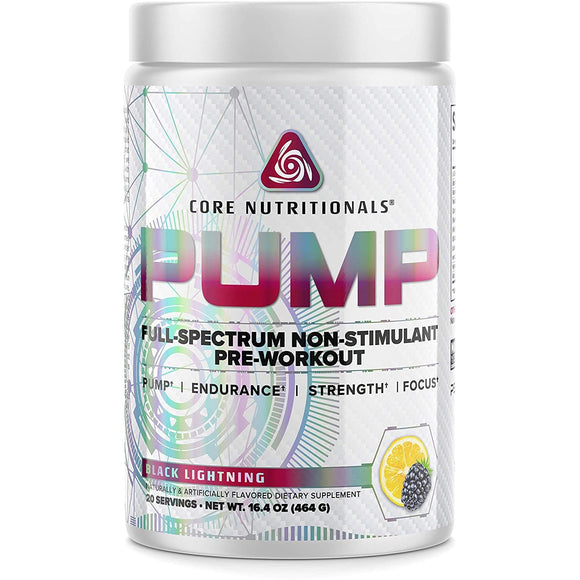 Core Nutritionals Pump