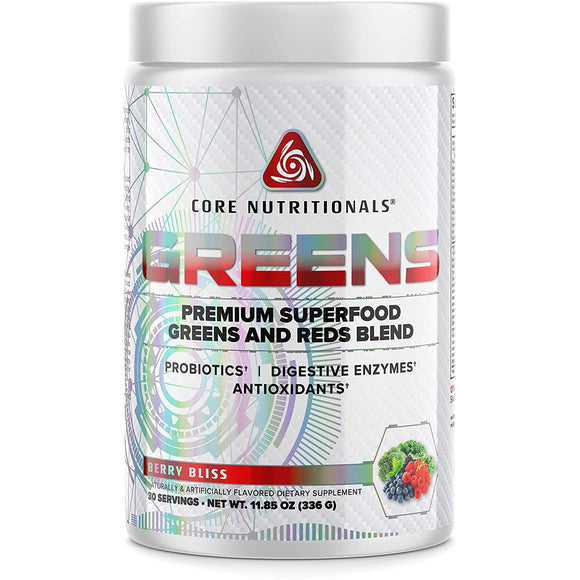Core Nutritionals Greens & Reds Premium Superfood