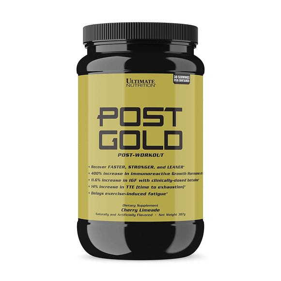 Ultimate Nutrition Post Gold Post-Workout | ULTIMATE NUTRITION | Any Body Supplements