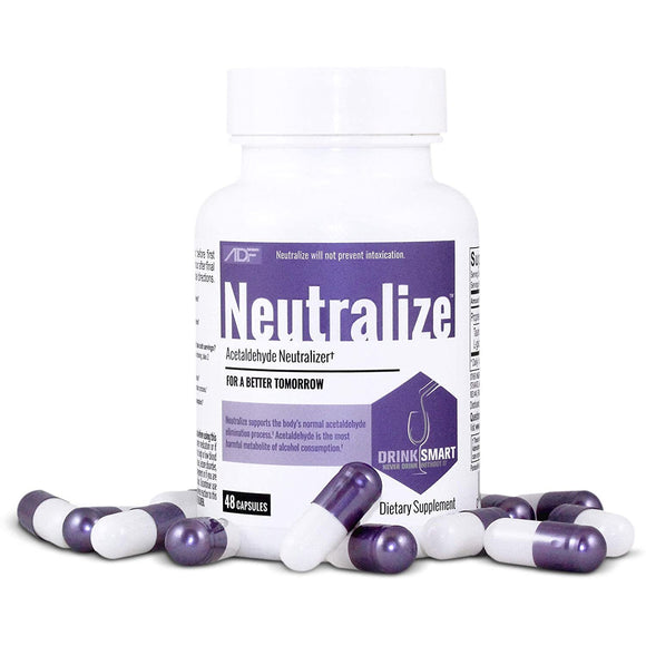 Neutralize - Alcohol Metabolism | NEUTRALIZE | Any Body Supplements
