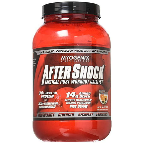 Myogenix - After Shock Tactical Post-Workout Catalyst