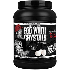 Rich Piana 5% Nutrition Real Food Egg White Crystals