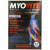 Myogenix Myovite Multivitamin, 44 Box | Myogenix | Any Body Supplements