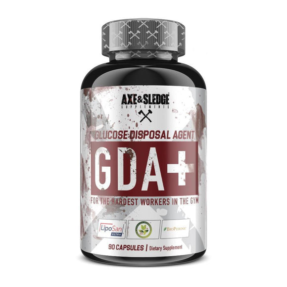 Axe & Sledge GDA+ | GLUCOSE DISPOSAL AGENT