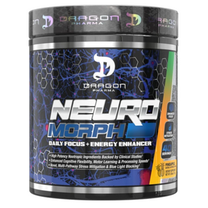 Dragon Pharma NEUROMORPH - DAILY FOCUS + ENERGY ENHANCER