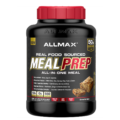 Allmax MEAL PREP | ALLMAX | Any Body Supplements
