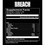 Redcon1 Breach Bcaa, 30 Servings