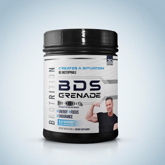 BDS GRENADE Pre-Workout