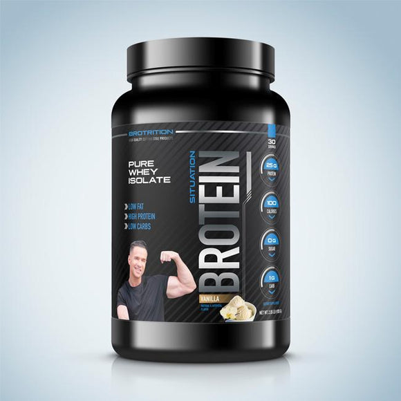 Brotein Isolate Protein