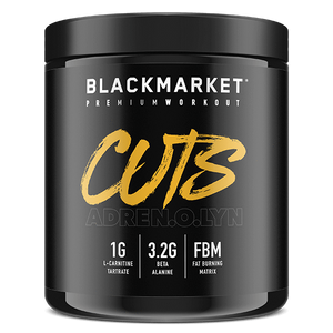 BLACKMARKET ADRENOLYN CUTS: PRE-WORKOUT-PRE WORKOUT-Any Body Supplements
